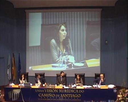 María Jesús Lorenzana Somoza, letrada da Xunta de Galicia